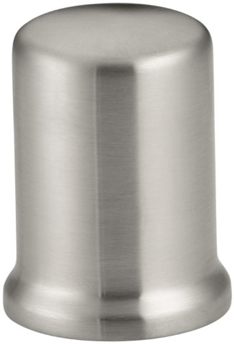 - KOHLER K-9111-VS Air Gap Cover with Collar, Vibrant Stainless