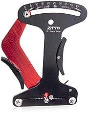 Lixada Fietspaken tension meter kalibratiegereedschap spaakspanningsmeter instelgereedschap fietsreparatiegereedschap