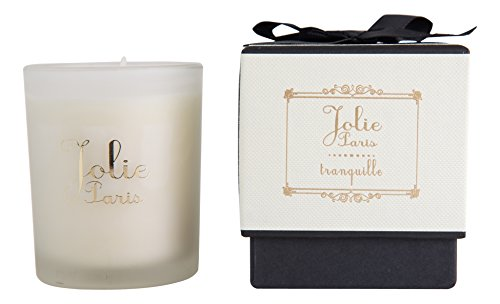 inable Luxury Scented Candle, tranquille (lavender) 6 Ounce (Luxury Votive)