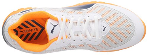 Ignite White Puma Homme Chaussures Running blue Ultimate Pop Compétition 04 orange Weiß Teal de Wing 4Sq8dq