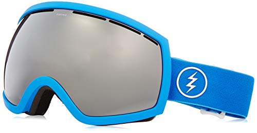 Goggles Electric Eg2 Snowboard (Electric Visual EG2 Royal Blue/Bronze Silver Chrome Snow Goggle)