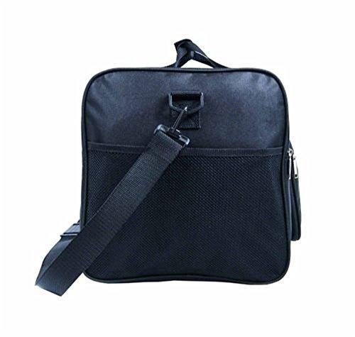 Schwarze, leicht zu faltende Reisetasche/Sporttasche–�?5cm x 30cm x 30cm