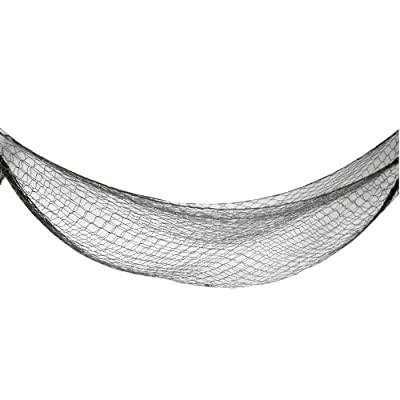 CKB 7ft Nylon Hammock - Portable and Easy to Set Up - Holds up to 220LBs - 7 foot nylon hammock Supports heavy weight Does not come with pegs or stanchions - patio-furniture, patio, hammocks - 41IhIi0ofxL. SS400  -