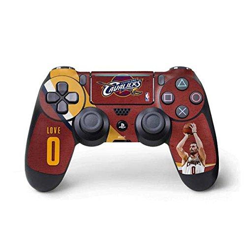 Cleveland Cavaliers PS4 Pro/Slim Controller Skin - Kevin Love Jumpshot | NBA & Skinit Skin