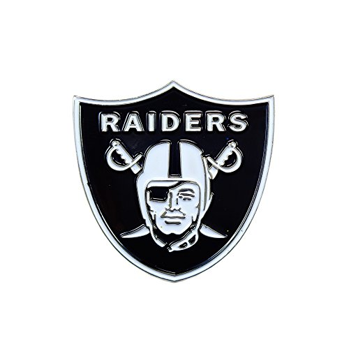 (Oakland Raiders Enamel Pin Collectible Football Team Lapel )