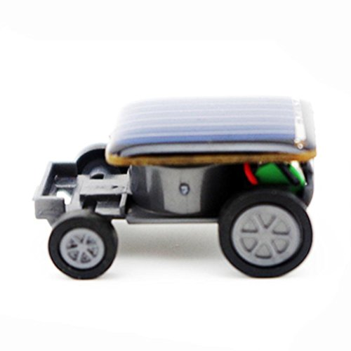 Mini Solar Robot (Lookatool Children Educational Solar Powered Robot Toy Solar Powered Toy Gadget Christmas Gifts (Mini Toy Car Racer))