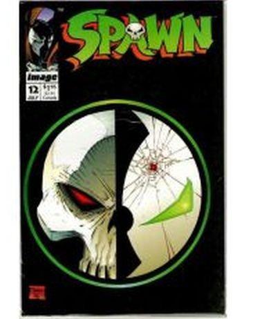 Spawn #12 : Flashback (Image ()