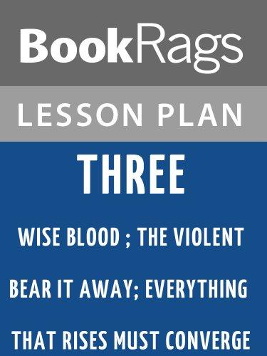 Lesson Plans Wise Blood