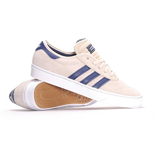 timeless design d3445 04f44 adidas Adi-Ease Premiere (Clear BrownCollegiate NavyWhite) Mens Skate
