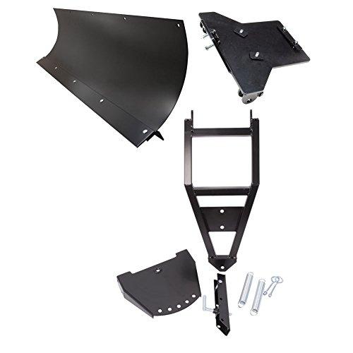 TUSK SubZero Snow Plow Kit, Winch Equipped UTV, 66″ Blade – Fits: Polaris RANGER RZR 800 2007-2013