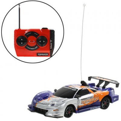 1:43 27MHz World Best Remote Control Racing Car For Children LCA173