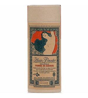 Lulu Organics Hair Powder – Vetiver Black Pepper 4 oz.