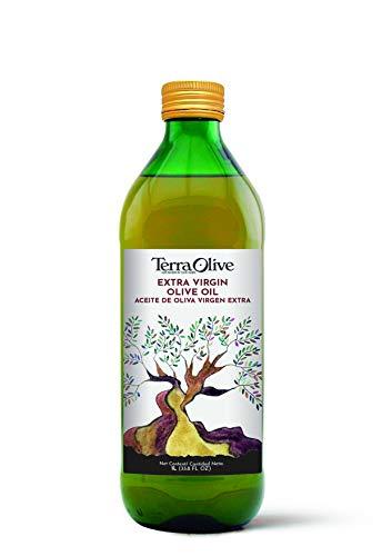 Terraolive – Organic Extra Virgin Olive Oil (EVOO) – Tin 1L