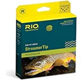 RIO InTouch Streamer Tip Fly Line - Sinking Line - GRAY/YELLOW/PALE GREEN