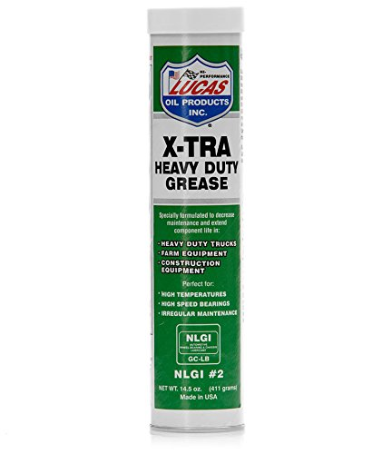 Lucas Oil Products 10301-30 Grease (X-Tra Heavy Duty Grease/30X1/14.5 Oz Cartridge)