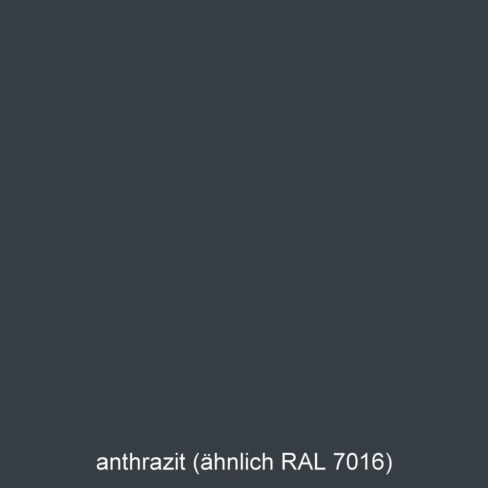 PREFA Fallrohrbogen DN80//72 Grad Anthrazit