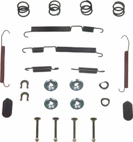 Wagner H17209 Drum Brake Hardware Kit, Rear