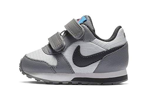 Grey Zapatillas Nike pure De 015 Estar Runner tdv Md cool Unisex Platinum Bebé 2 Por Casa Multicolor anthracite xIIqaF