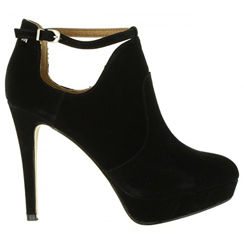 Zapatos de tacón de Mujer MARIA MARE 61008 C6431 PEACH NEGRO