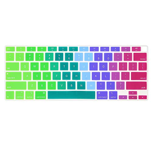 Protector De Teclado Ingles Macbook Air 13 2020 - A2179