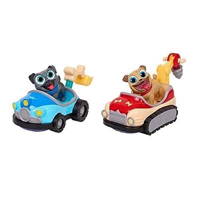 Puppy Dog Pals Puppy Power Vehicles - Bingo: Toys & Games