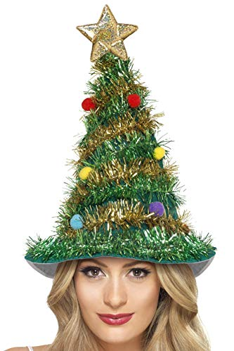 Christmas Tree Hat Costume Accessory