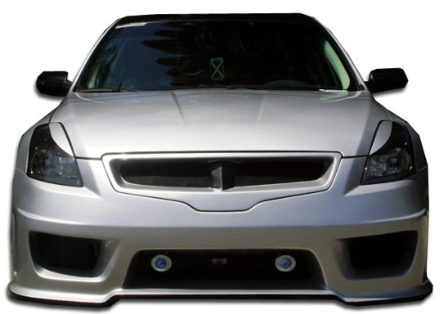 (Duraflex ED-YKT-932 Sigma Front Bumper Cover - 1 Piece Body Kit - Compatible For Nissan Altima)