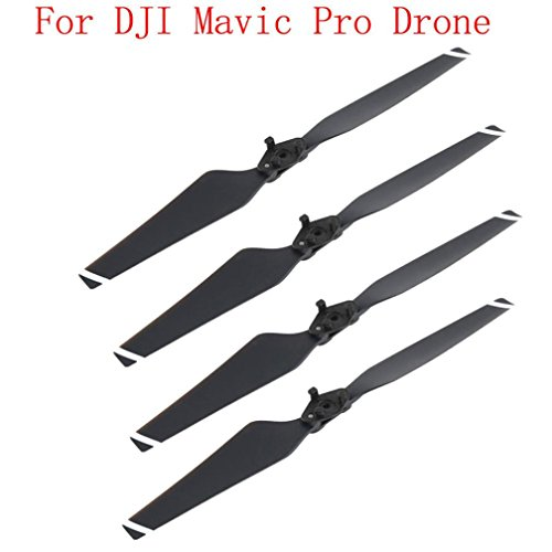 Creazy 2 Pair 8330 Quick-release Folding Propellers Screw Prop For DJI Mavic Pro