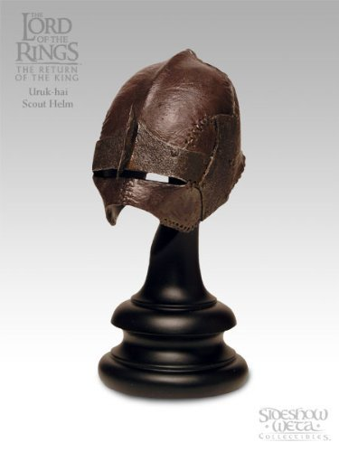 Lord of the Rings - Uruk-hai Scout 1:4 Scale Helm