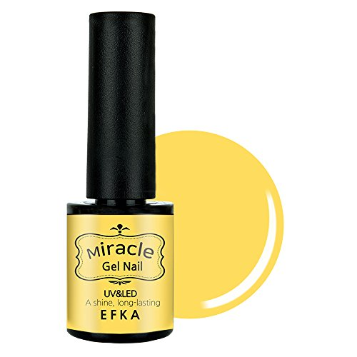 EFKA Miracle Color Gel | Professional UV/LED Soak off Gel Na