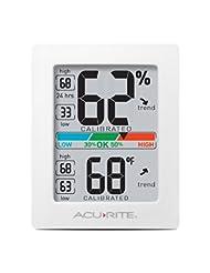 AcuRite 01083M Pro Accuracy Temperature & Humidity Monitor