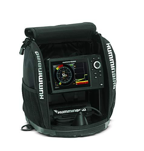 (Humminbird Black 5 inches 410970-1 Ice H5 Chirp GPS G2 Fb, 5 Pack)