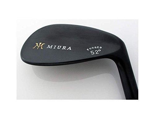 Lw Series (Mint Miura Series Custom Black Wedge Lob LW 59 FST KBS Tour 120 Steel Stiff Right Handed 35 in)