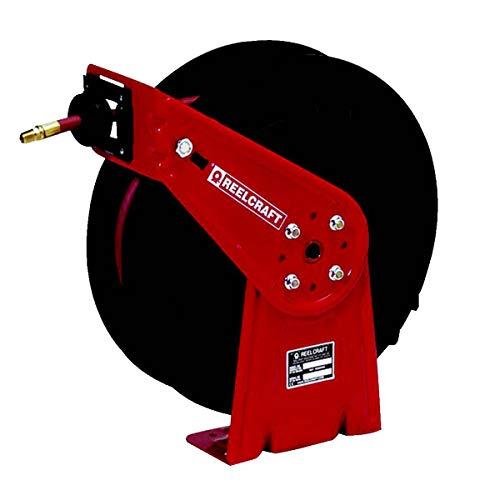 Welding Reel Hose Series (Reelcraft RT Series Spring Retractable Hose Reel For 1/4