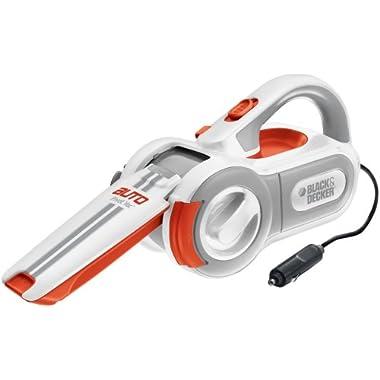 Black & Decker PAV1200W 12-Volt Cyclonic-Action Automotive Pivoting-Nose Handheld Vacuum Cleaner