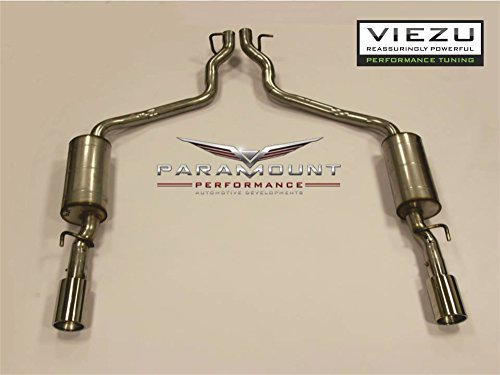 XJR Exhaust system - Rear XJR exhaust mufflers: