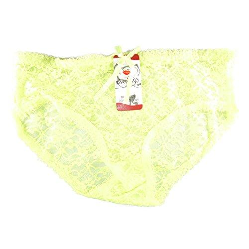 Trifolium - Braguitas - para mujer Neon Yellow
