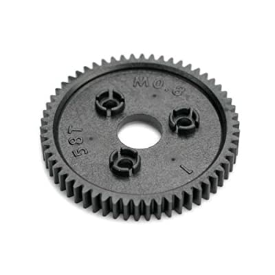 Traxxas 3958 58-T Spur Gear (32-pitch, 0.8 metric pitch): Toys & Games