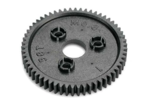 58t Spur Gear (Traxxas 3958 58-T Spur Gear (32-pitch, 0.8 metric pitch))