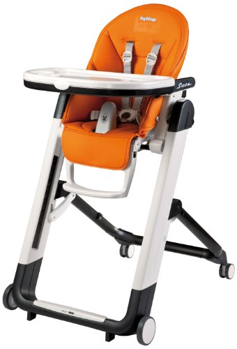 Peg-Perego Siesta Highchair, Arancia