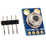GY-906 MLX90614ESF Non-contact Infrared Temperature Sensor Module IIC I2C Serial for Arduino