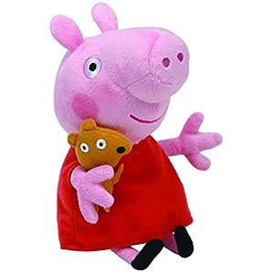 Ty Beanie Babies Peppa Pig Regular Plush - 41IhU00ayrL - Ty Beanie Babies Peppa Pig – reg