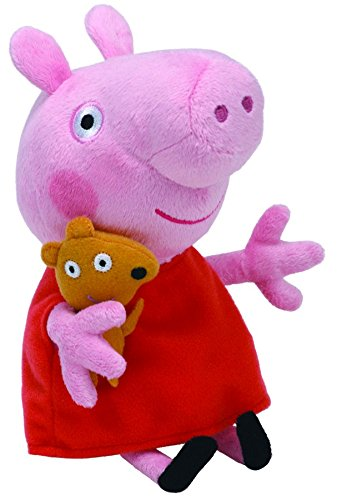 Ty-Beanie-Babies-Peppa-Pig-Regular-Plush
