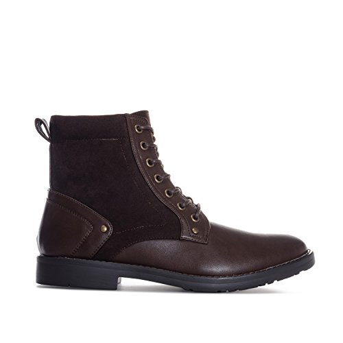 Firetrap Men's Soft Round Boot US11 Brown