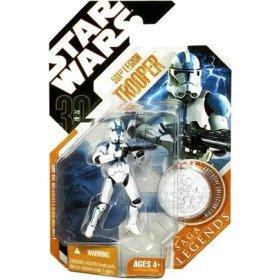 Hasbro Star Wars Saga Legends8211; 501st Legion Trooper ()