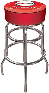Chevrolet Corvette Padded Swivel Bar Stool