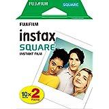 Fujifilm Película Instax Square, Paquete de 2
