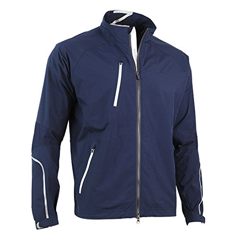 Zero Restriction Power Torque Jacket, Navy/Metallic Silver, Large by Zero Restriction