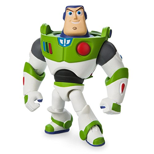 ToyBox Buzz Lightyear Action Figure Pixar with Jetpack