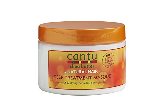Cantu Shea Butter for Natural Hair Deep Treatment Masque, 12 Ounce Pack of 6